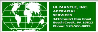 HL Mantle, INC Appraisal Services